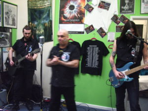 BLAZE BAYLEY 4 EVENTS