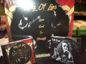 King of Lies and Fall Girl