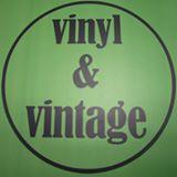 Vinyl and Vintage Logo