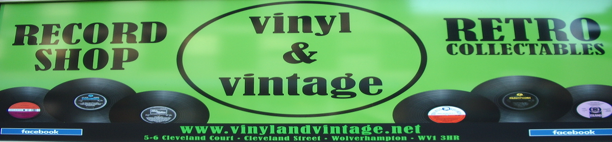 Vinyl and Vintage