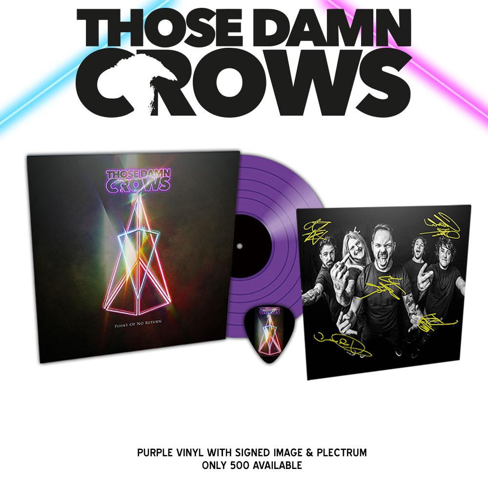 Those Damn Crows - Exclusive Event at Vinyl and Vintage